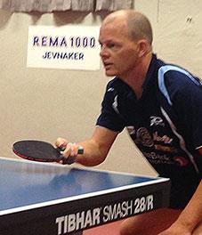 KREFTENE TOK SLUTT: Olof startet dagen bra, men ble offer for trøttheten.