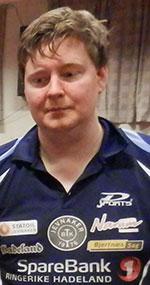VIKTIG MANN: Lars Torp viste sjel lørdag og var veldig nær nye sportslige triumfer søndag.