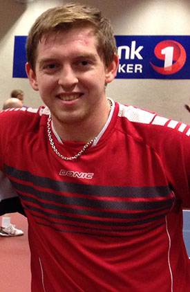 LAGSPILLER: Pål Korsgård har levert gode resultater for JBTKs lag i 1. divisjon.