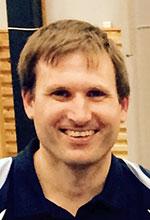 NY TRIUMF: Forrige helg vant Terje Herting  NM-gull med JBTK. Denne helgen var han med og spilte sin svenske klubb til opprykk.
