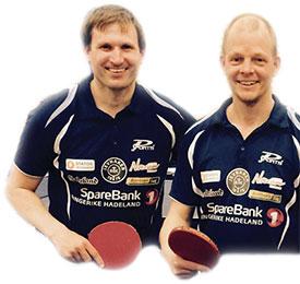 KONTINUITET: Terje Herting og Olof Götestam er kontinuitetsbærere på JBTKs førstelag.