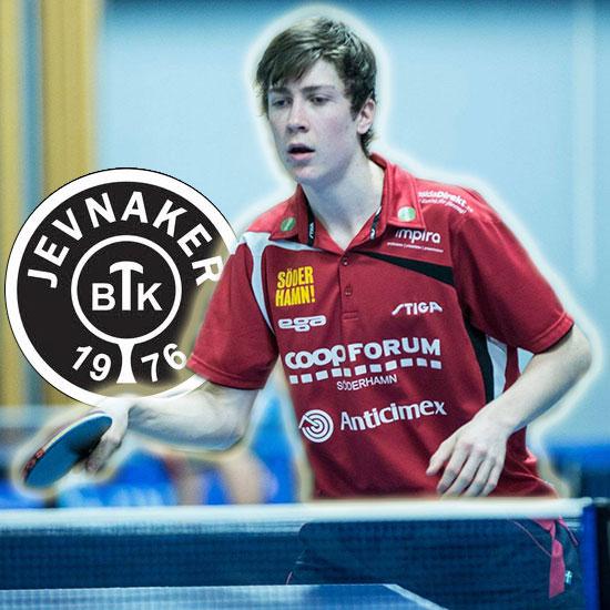 2900 POENG: Anders Eriksson er JBTKs suverent beste spiller.