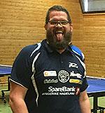 SEIERSGLISET : Leif Jensen har akkurat vunnet 14-12 i avgjørende mot Eskil Ryssmo.: