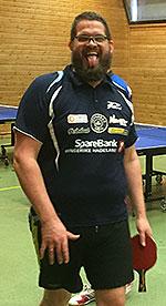 3. PLASS: Leif Jensen fulgte opp den gode KM-innsatsen med semifinale i Sparebank 1-cupen i dag!