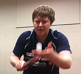 TILBAKE: Lars Torp er tilbake etter et langt turneringsopphold og klar til å føre an på Larkollen!