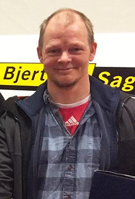 SJEFEN: Olof Götestam er klar for å gyve løs på nok en sesong i eliteserien.