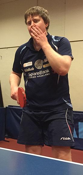 TORP MOT TRESIFRET: Lars Torp har spilt 85 kamper denne sesongen. Klarer han å runde hundre?