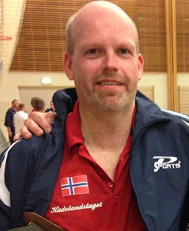 VINNER: Bendik Alme vant sin klasse i 2014. Da gikk også Thomas Moen og Lars Torp til topps i tidenes beste Nordsø-cup for JBTK!