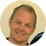 STAYER: Olof utviste stor tålmodighet ved å delta i klasser som startet kl. 10 og 18!!!