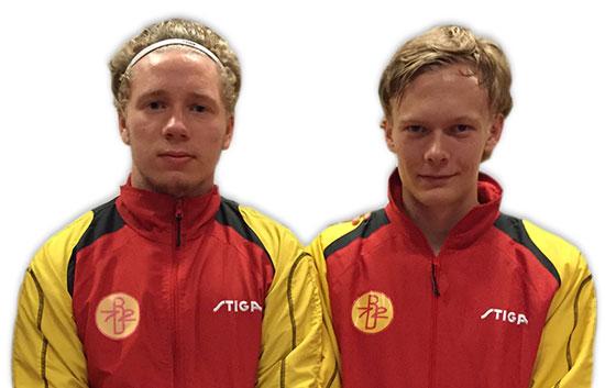 TRENERDUO: Jonas Flåøien og Anders Brennhagen kommer til Jevnaker lørdag 17. desember. Kommer du?