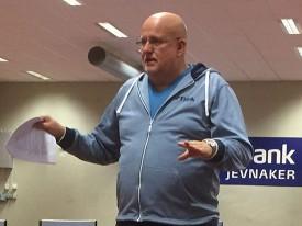 DYKTIG: Bengt Paulsen har massivt med kompetanse og erfaring. Forbundets sportssjef kommer til Jevnaker lørdag 18. februar!