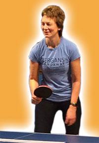 GULLJENTE: Anne Stenerud er nyvalgt styremedlem. Lørdag deltar hun i Goldie-cupen på Kongsvinger.