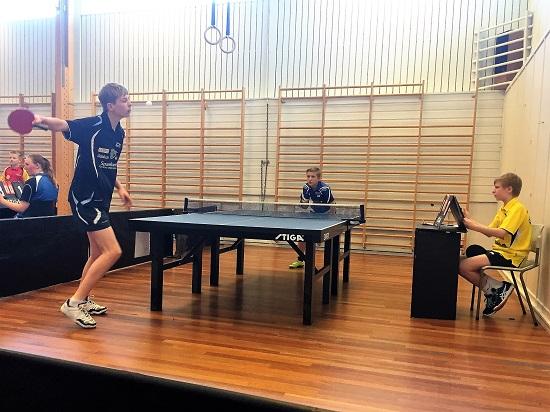 5. PLASS: Eivind S. Sørum imponerte med puljeseier og kvartfinaleplass i dag.