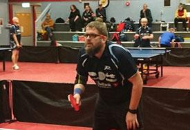 PLUSSKVOTE: Ikke hverdagskost for Leif T. Jensen å vinne flere enn han taper. Fortsett slik! (Foto: Pål Syse)